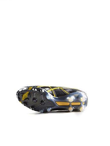 Asics - Scarpe Calcio Lethal Tigreor 3 It, Uomo, Nero/Oro, 40