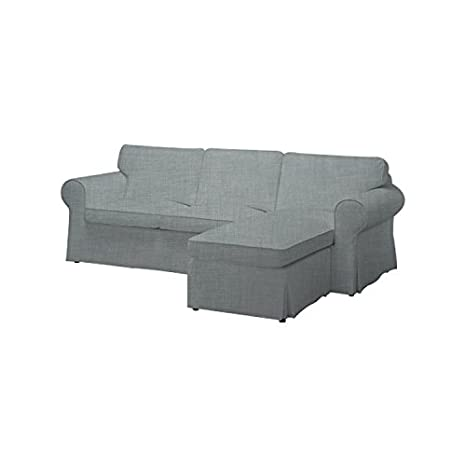 mastersofcovers Ektorp Loveseat (2 asientos) con chaise ...