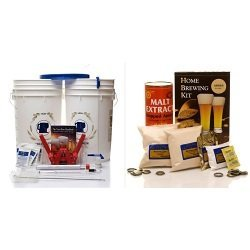 Strange Brew Home-Brew Beer Starter Special Equipment, Ingredient Kit, and Zymurgy For the Home-Brewer and Beer Lover (441 Pages of Great Information!) by Strange Brew Home-Brew.com Starter Special