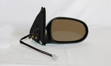 TYC 5750042 Nissan Sentra Driver Side Power Heated Replacement Mirror
