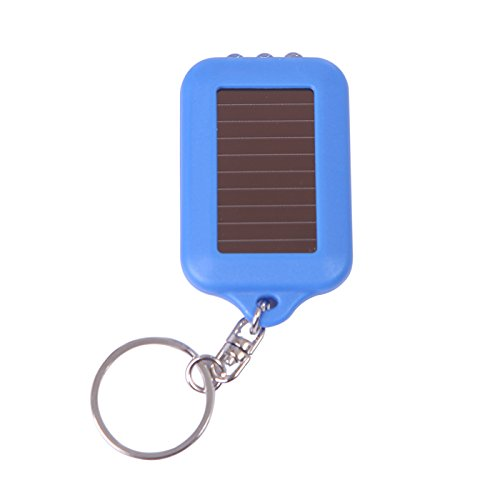HDE Emergency Flashlight Energy Keychain