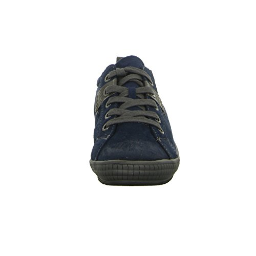 Marco Tozzi 2-2-23707-25-815 - Zapatos de cordones de Material Sintético para mujer Azul azul Azul - azul