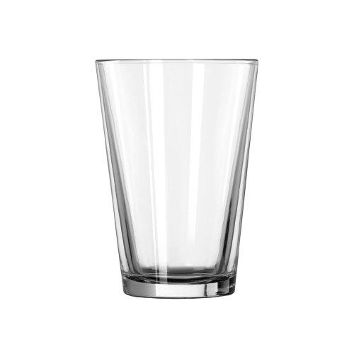 Libbey 15585 Restaurant Basics 9 Ounce Hi-Ball Glass - 24 / CS