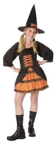[Salem Witch Child/Tween Costume Size Small (4-6) by The Bacchanal Group] (Salem Witches Costumes)