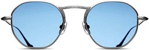 Matsuda M3057 Antique Silver - Matsuda Sunglasses