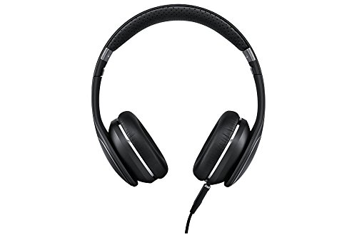 Samsung Level On-Ear Wired Headphones - Retail Packaging - Black by Samsung