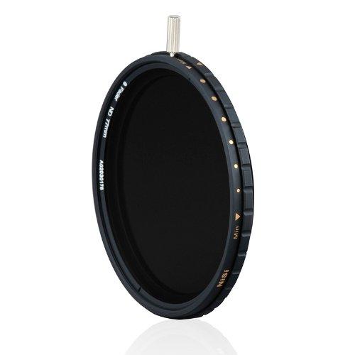 Nisi ND 4 500 Fader Filter for Camera Lens 67mm Neutral Density Filters