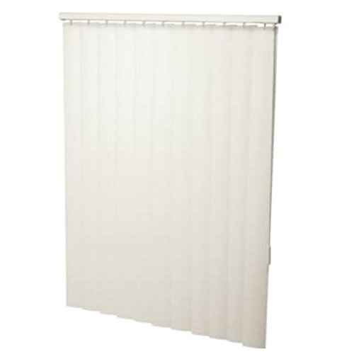 HEDY4LESS 66 x 84 Alabaster 3-1/2'' Vertical Blind Vertical Blind 66W x 84L by HEDY4LESS