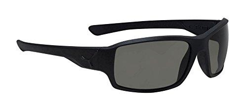 Cébé HAKA Lunettes de soleil Haka All Black 1500 Grey PLZ