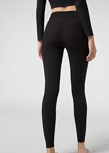 CALZEDONIA Femme Legging avec cachemire