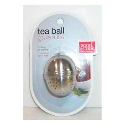 OKSLO Stainless steel tea ball, 2 pack