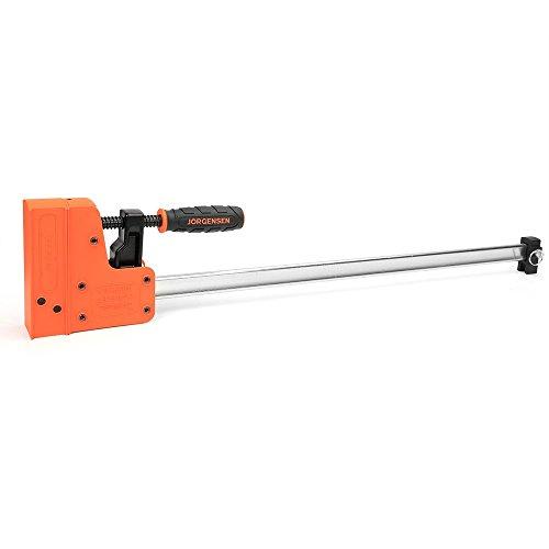 JORGENSEN 8024 Cabinet Master 24 Inch 90 Degree Parallel Steel Bar ()