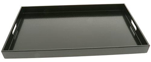 Textured Lacquer (Kotobuki 270-899 Rectangular Textured Lacquer Serving Tray, 18-3/4