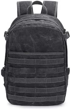 Back Open Camera Backpack for Photographer Lens Waterproof Canvas SLR DSLR Camera Bag CHZHENG Camera Backpack
