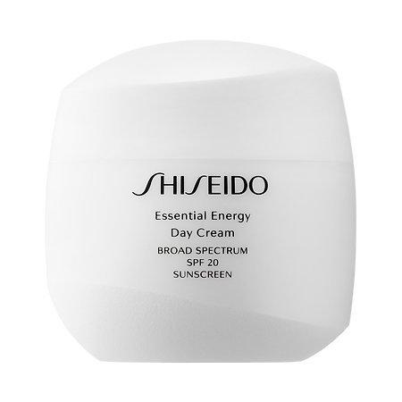 Essential Day Moisturizer (Shiseido Essential Energy Day Cream SPF 20)