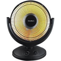 Homebasix DF1015 Parabolic Oscillating Heater
