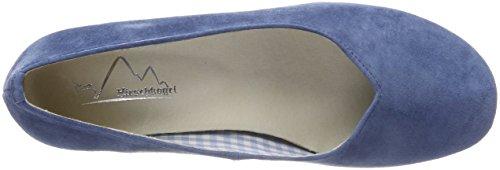 Hirschkogel Women's 3005706 Closed Toe Heels Blue (Jeans 274) r6IIJMGtt