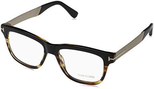 TOM FORD Eyeglasses FT5372 005 Black