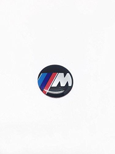 CarLab ///M Idriver Idrive I Drive Audio Controller Cover CAP Emblem Diameter 29mm Only fits BMW 5er F10 F11 1er F20 F21 3er F30 4er F32 F34 F36