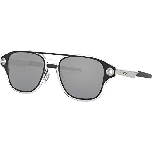 Oakley Men's Coldfuse Square Sunglasses, Matte Black, 51.9 mm ()