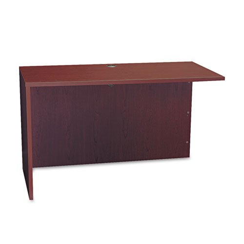 Return Shell, Mahogany Finish, 48-1/4w x 24d x 29h (BSXBL2145NN) by HON