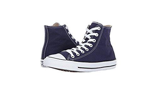 Converse Chuck Taylor All Star Hi Fashion Shoe, Midnight Indigo Men's Size 6.5/Women's Size 8.5