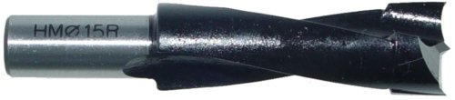UPC 637881814497, Magnate 1449 Brad Point Boring Bit, 10mm Shank - 15mm Cutting Diameter; Right Hand Rotation