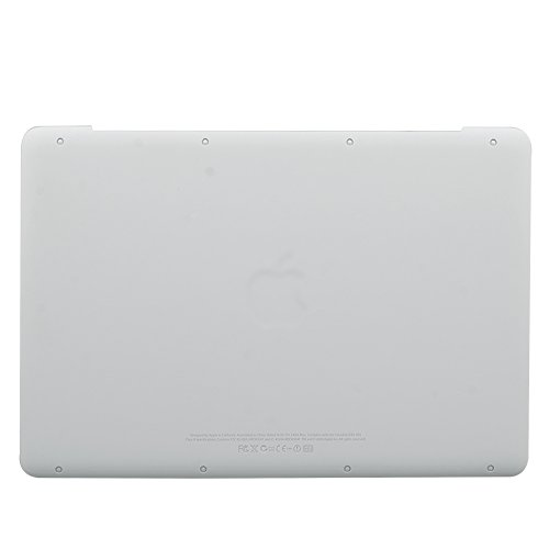 Eathtek Replacement Lower Bottom Case Cover for Apple Macbook A1342 13