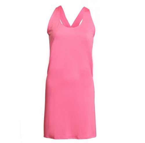 Cruise Control - Racerback Classic Cruise Dress, Passion Pink