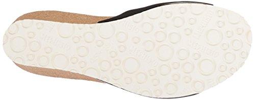 Patent Sandal 12 US Mephisto Black Slide Lise Women's M qTw4UxXS