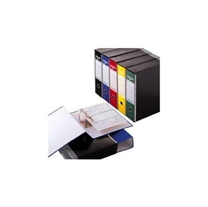 SEI Rota 390198 - Carpeta de cartón (230x330 mm, Anilla redonda ...
