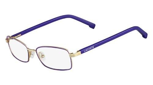 LACOSTE Eyeglasses L3102 757 Gold 48MM