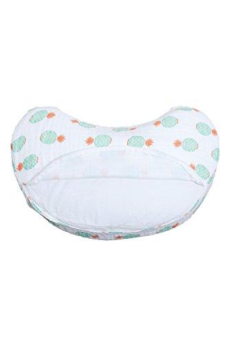 Bebe au Lait Premium Muslin Nursing Pillow Slipcover, Oahu