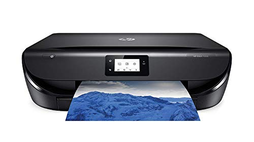 HP ENVY 5055 Wireless All-in-One Photo Printer, HP Instant Ink & Amazon Dash Replenishment ready (M2U85A) (Best Uses Google Home)