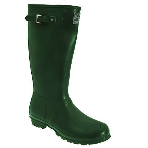 Green Woodland Regular Unisex Boots Wood Strap of Land Quality Wellington vnqxA7WzZw