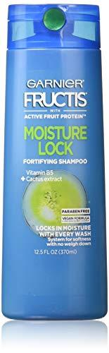 Garnier Fructis Moisture Lock Shampoo 12.5 oz