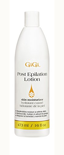 - GiGi Post-Epilation Lotion, 16 Ounce