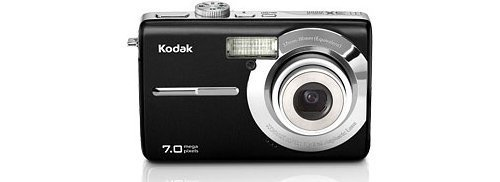 Kodak Easyshare M753 7 MP Digital Camera with 3xOptical Zoom (Black)
