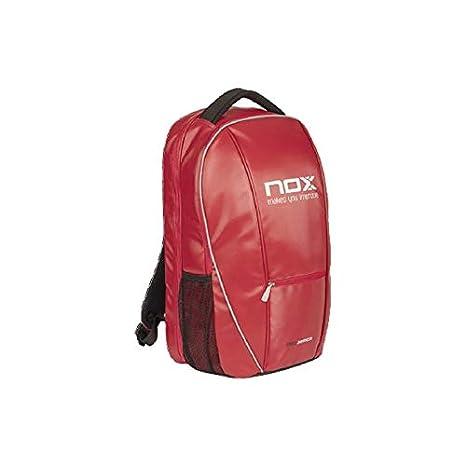 NOX Mochila Pro Series WPT roja: Amazon.es: Deportes y aire ...