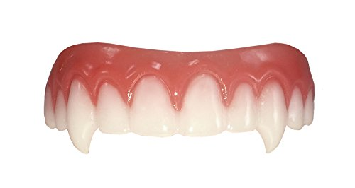 Billy-Bob Vampire Flex Teeth - Premium Vampire Teeth Veneers - New!