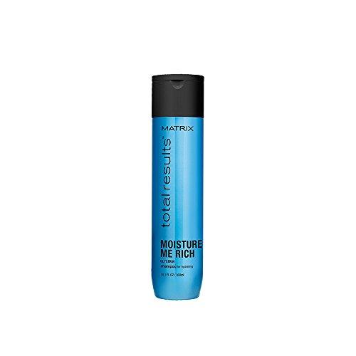 - Matrix Total Results Moisture Me Rich Shampoo for Unisex, 10.1oz