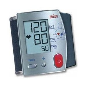 Braun VitalScan Plus Wrist Blood Pressure Monitor