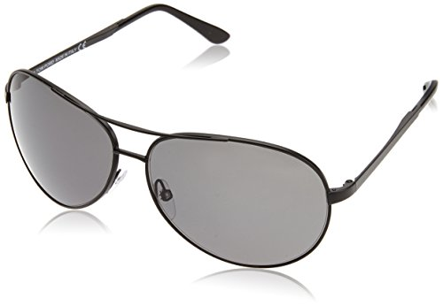 ec2668d6b8e Tom Ford Charles FT0035 Sunglasses-02D Matte Black (Smoke Polarized - Ford  Tom Lenses