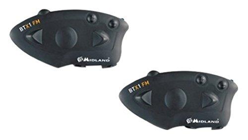262 opinioni per MIDLAND C1142.01 BT X1 FM Twin Interfono