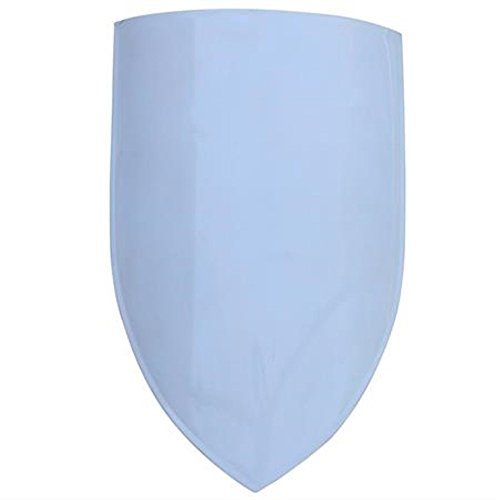 Blank European Warrior Knight Classic Medieval Heater Steel Kite Shield LARP by General Edge (Image #3)