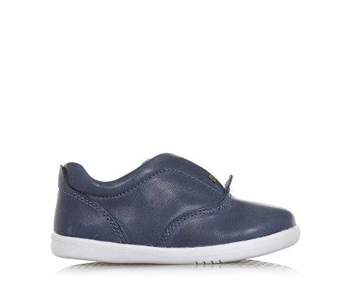 Bobux Unisex-Kinder IW Duke Shoe Sneaker Blau (Denim)