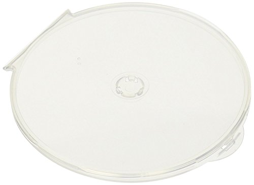 SquareDealOnline - CDBP42CSCL - CD Jewel Cases - Clam Shell - 4.2mm - Single Disc - Clear (100-Pack) (Cd Single Dvd Cases Jewel)
