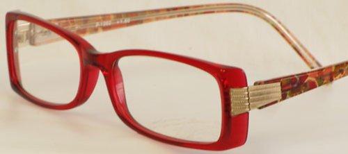 Rocco Originals Karen Reading Glasses-Red - Karen Glasses