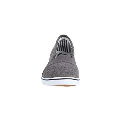 Paris Grey Chiuse Scarpe Elara Donna qxSFFp