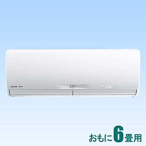 三菱 【エアコン】 霧ヶ峰おもに6畳用 (冷房:6~9畳/暖房:6~7畳) Xシリーズ (ピュアホワイト) MSZ-X2220-W